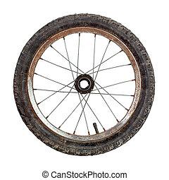 自転車車輪