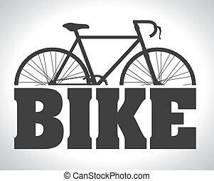 自転車, デザイン