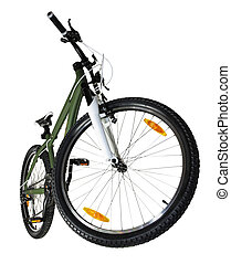 自転車,  (isolated)