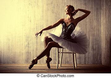 舞蹈演員, 芭蕾舞