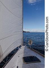 航海, 海, ヨット