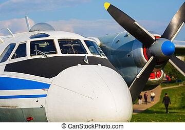 航空機, 古い, 胴体