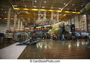 航空機, 生産, 編集
