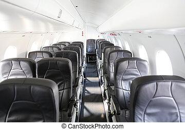 航空機, 飛行機の 小屋