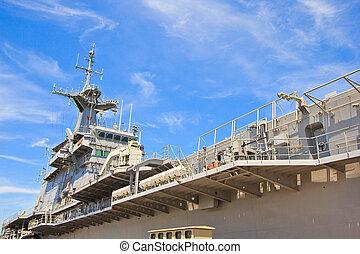 航空母艦, 戦艦