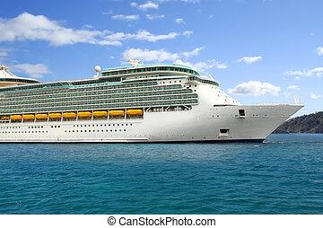 船の 巡航
