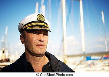 船員, 中年