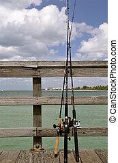 船塢, 捕魚裝置