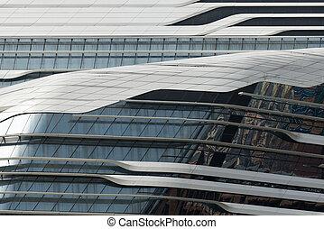 船, デザイン, 超高層ビル, 未来派, 巡航