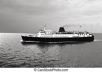 船, ライナー