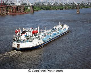 船, 交通機関の企業