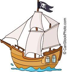 船, 海賊