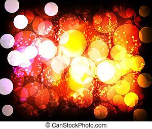 色彩丰富, 圣诞节, 背景