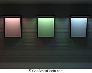 色, ギャラリー