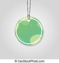 色, タグ, 活気に満ちた, comercial, 緑