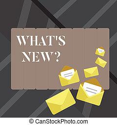 色, テキスト, 行動, 印, 誰か, 開いた, 何か, 上, 流れ, 生きている, stationery., 閉じられた, 写真, 概念, 新しい, あなた, でき事, 彼の, 封筒, 押し込まれた, 提示, question., 手紙, 尋ねなさい, について, s
