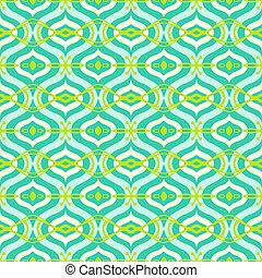 色, パターン, 明るい, モチーフ, アラビア
