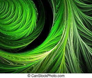 色, 抽象的な 芸術, 背景, spiral.