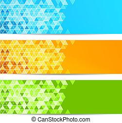 色, 抽象的, 技術, 背景