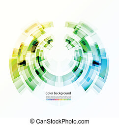 色, 抽象的, 背景