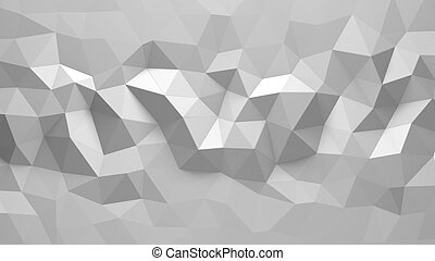色, 抽象的, polygonal, 背景, 白, 幾何学的