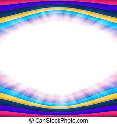 色, 火炎信号, 抽象的, ライン, ベクトル, 背景
