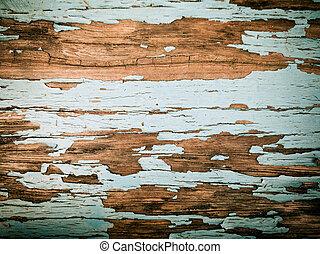 色, 無作法, 木, 古い, 背景