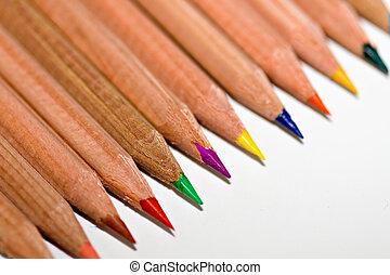 色, 鉛筆, #2