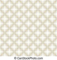 色, circles., .brown, 背景, seamless, halftone, ベクトル