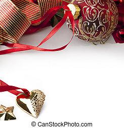 艺术, 圣诞节, 贺卡