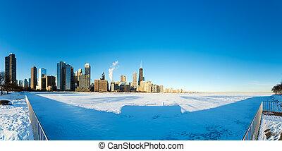 芝加哥, 全景