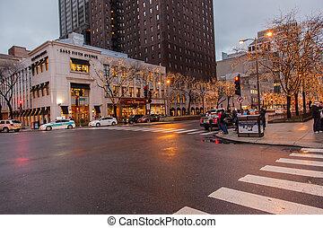芝加哥, 圈