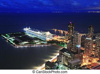 芝加哥, 海軍碼頭
