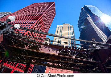 芝加哥, the, 圈