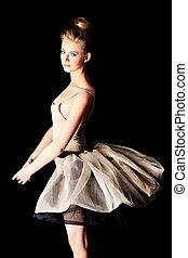 芭蕾舞, 女孩