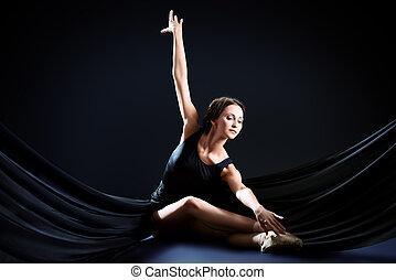 芭蕾舞, 女性