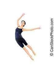 芭蕾舞, 舞蹈演員