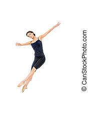 芭蕾舞, 跳躍