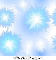 花のパターン, 冬, seamless