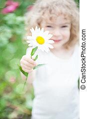 花の 子供