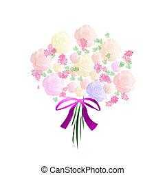 花の 花束
