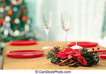 花冠, 聖誕節