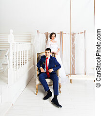 花嫁と花婿, 結婚式の カップル
