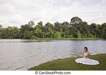 花嫁, アジア人, 14