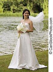 花嫁, アジア人, 17