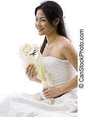 花嫁, アジア人, 4