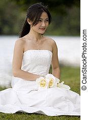 花嫁, アジア人, 8