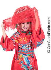 花嫁, 中国語