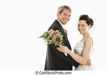 花嫁, 手入れをしなさい。