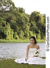 花嫁, 12, アジア人